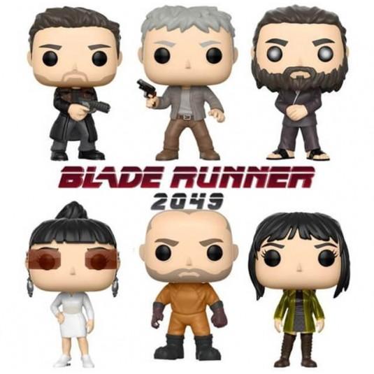 Funko Pop! Blade Runner 2049 Set