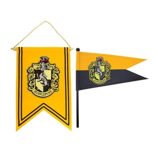 Harry Potter Hufflepuff Banner Vlag Nerdup Collectibles