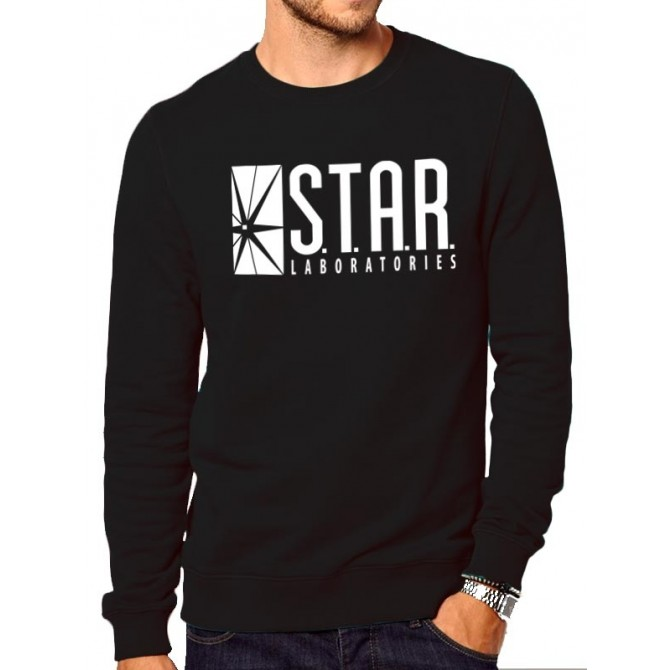 DC Comics: The Flash - Star Labs Sweater