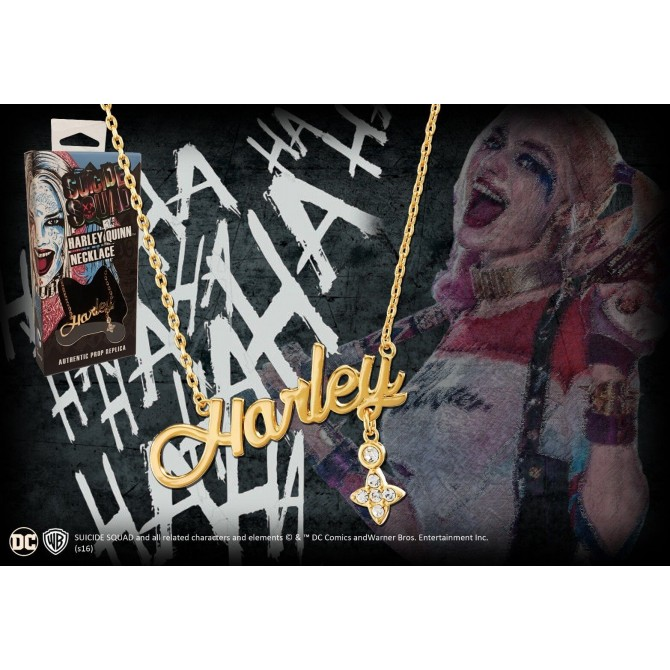 DC Comics: Suicide Squad - Harley Quinn Ketting