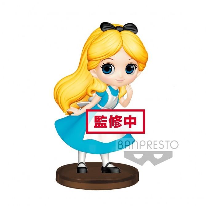 Disney: Q Posket Petit Girls Festival - Alice Mini Figure