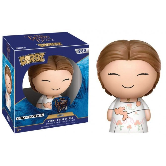 Funko Dorbz Beauty and the Beast Live Action - Celebration Belle