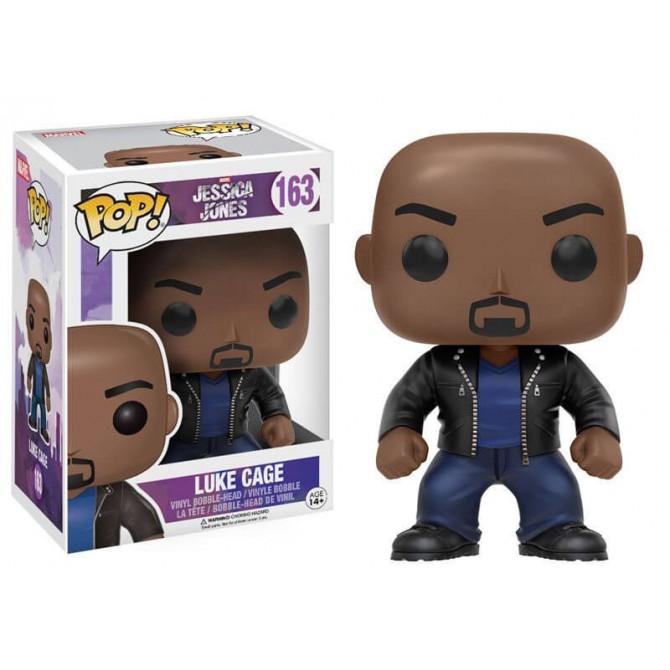 Funko POP! Television Marvel Jessica Jones - Luke Cage Box