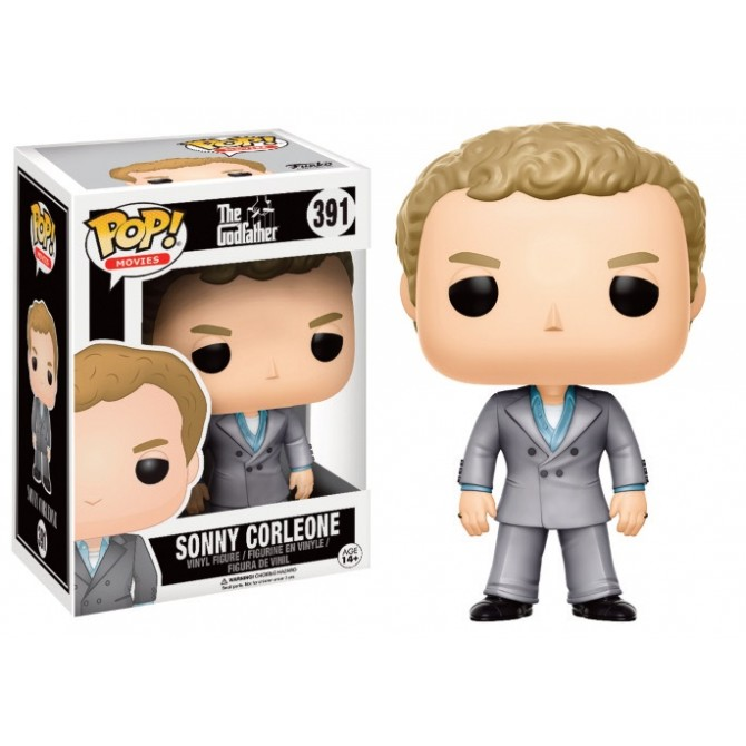 Pop! Movies: The Godfather - Sonny Corleone