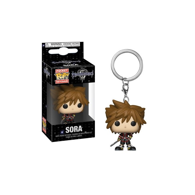Funko Pocket Pop Sora Kingdom Hearts