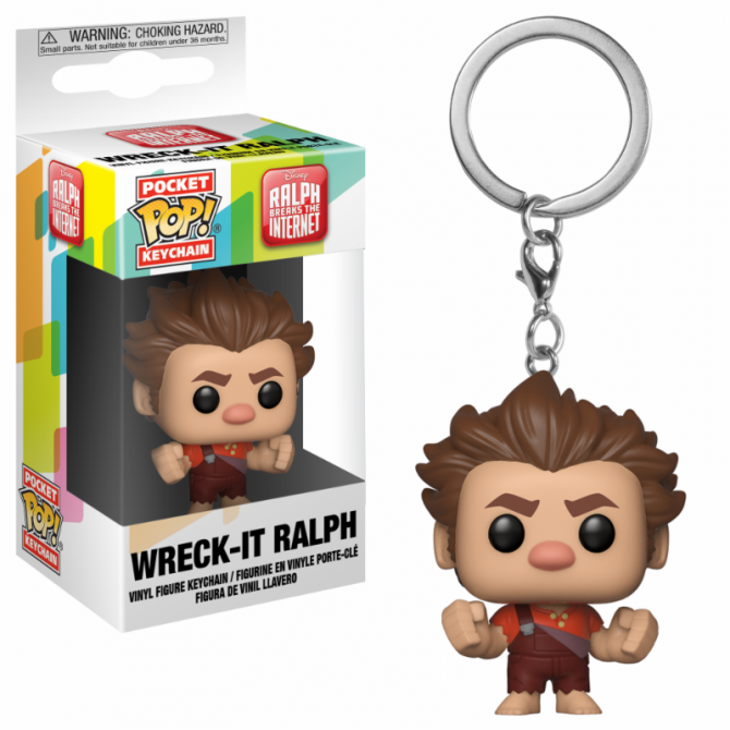 Funko Pocket Pop! Wreck-It Ralph 2 - Wreck-It Ralph