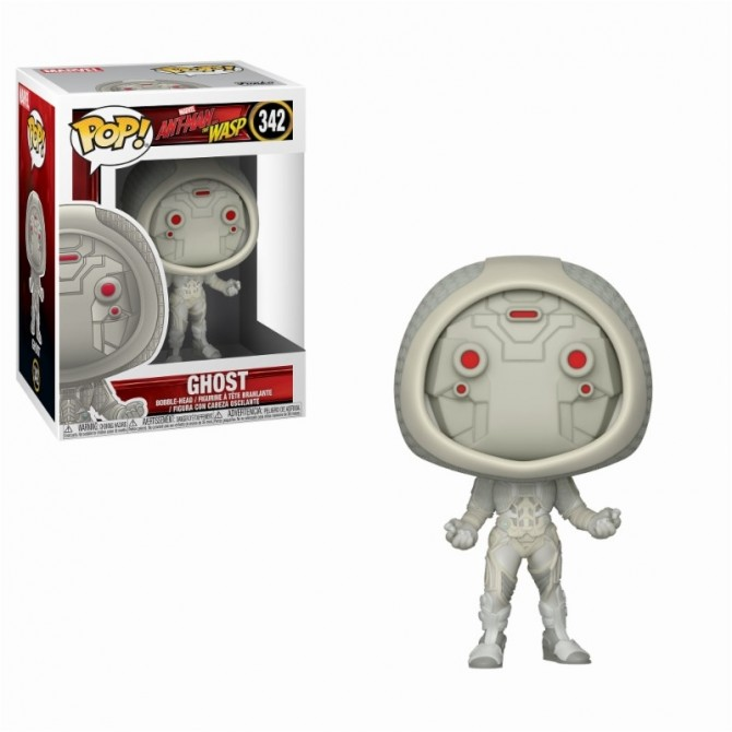 Funko Pop! Ant-Man and The Wasp - Ghost