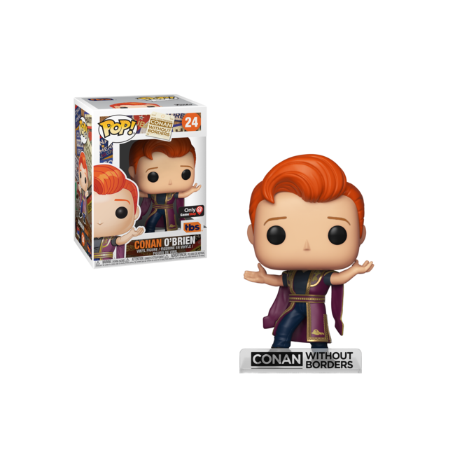 Funko Pop! Vinyl: Conan - Conan as Folk Dancer Limited Edition