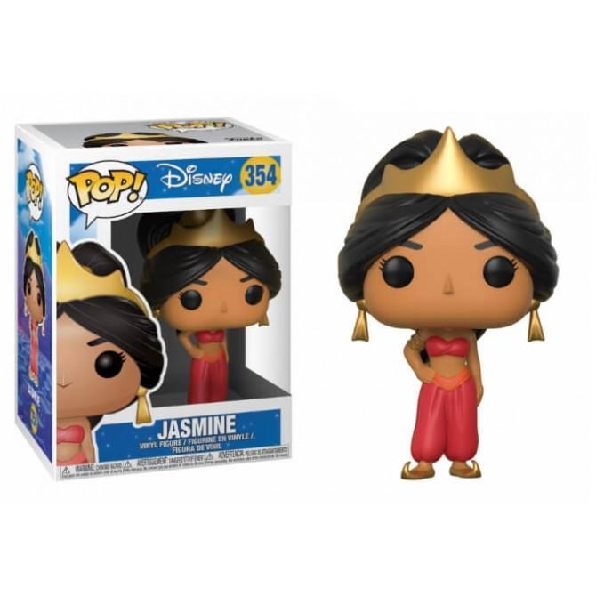 Funko Pop! Aladdin - Jasmine (Red)