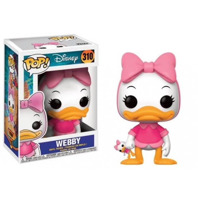 Funko Pop! Disney Duck Tales - Webby