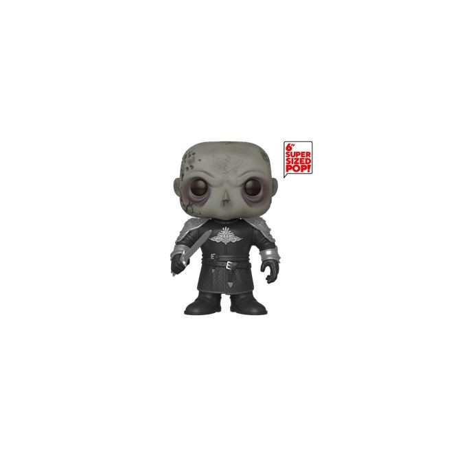 Funko Pop! Game of Thrones - The Mountain Unmasked 6 inch