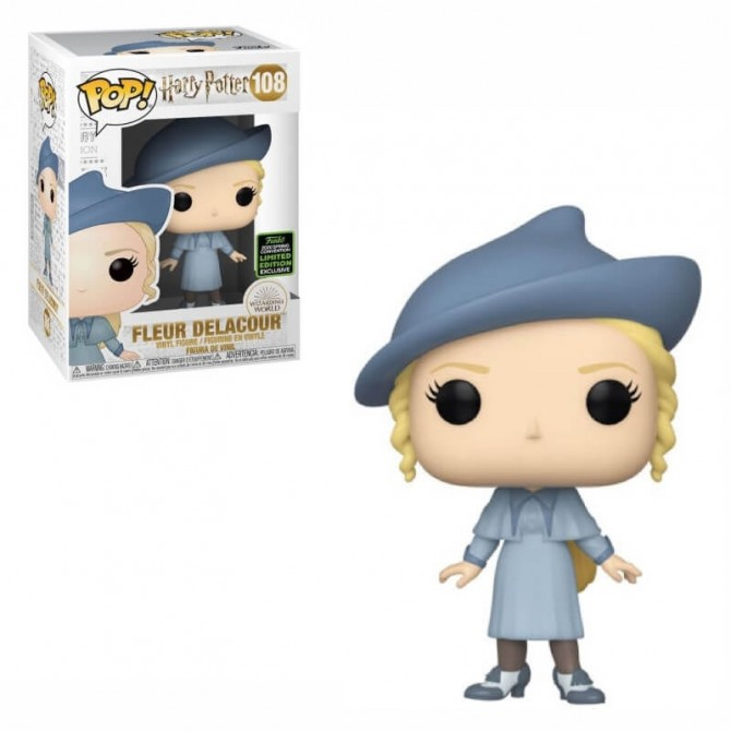 Funko Pop! Movies: Harry Potter - Fleur Delacour Limited Edition