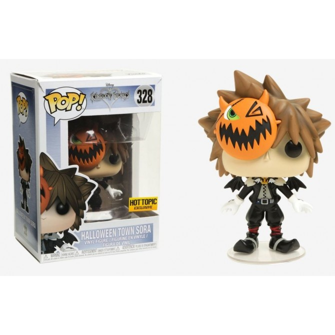 Funko Pop! Disney: Kingdom Hearts - Halloween Town Sora