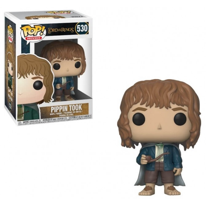 Funko Pop! Movies Lord of The Rings - Pippin Took