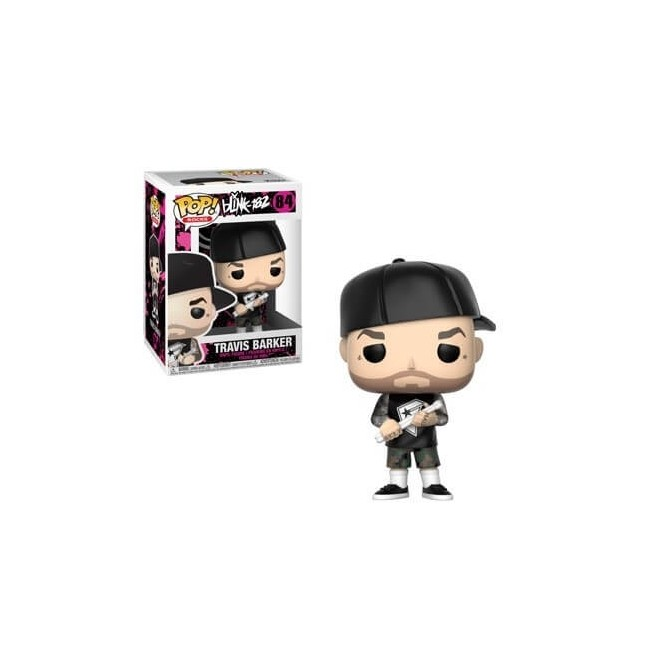 Funko Pop! Blink 182 – Travis Barker