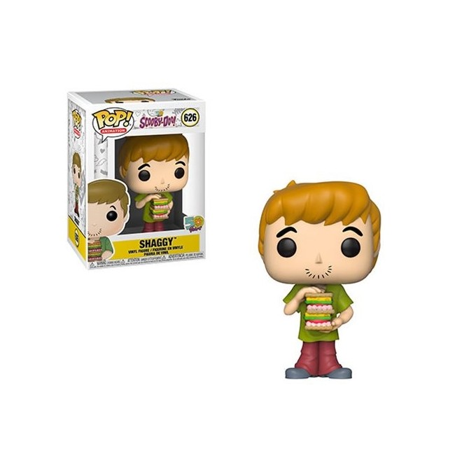 Funko Pop! Animation: Scooby-Doo - Shaggy with Sandwich