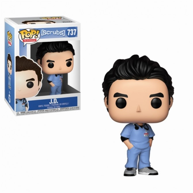 Funko Pop! Scrubs - J.D.