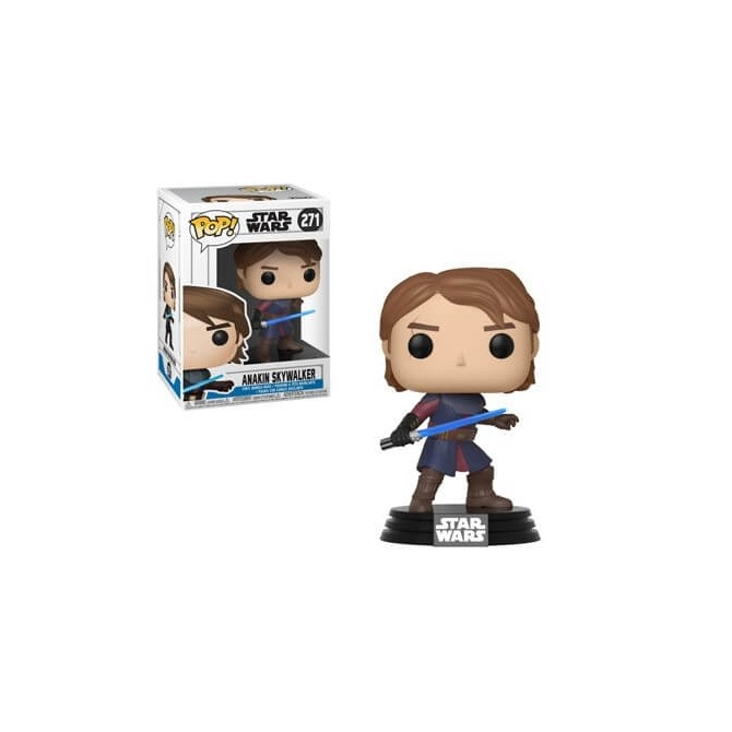 Funko Pop! Star Wars: Clone Wars - Anakin