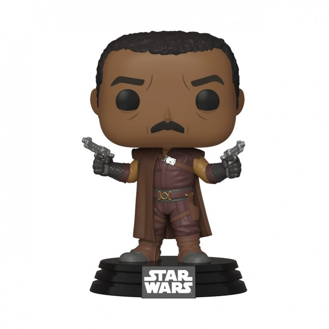 Funko Pop! The Mandalorian - Greef Karga