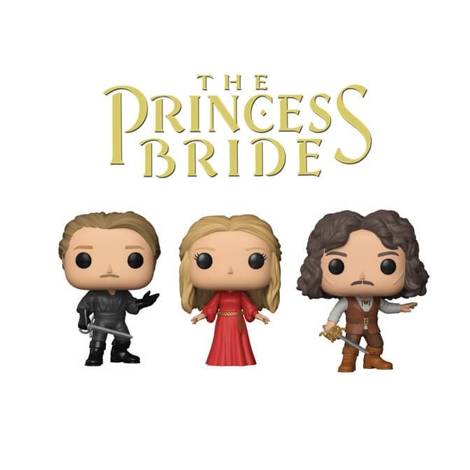 Funko Pop! The Princess Bride Set