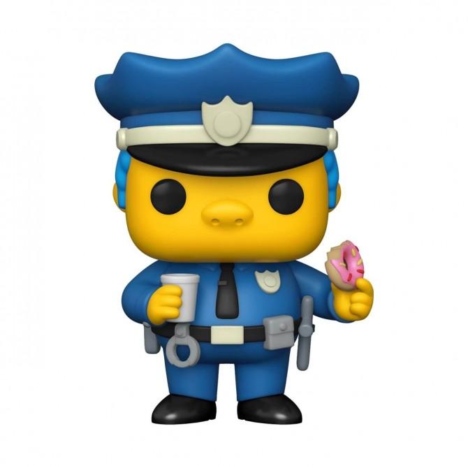 Chief Wiggum - Funko Pop! Animantion - The Simpsons