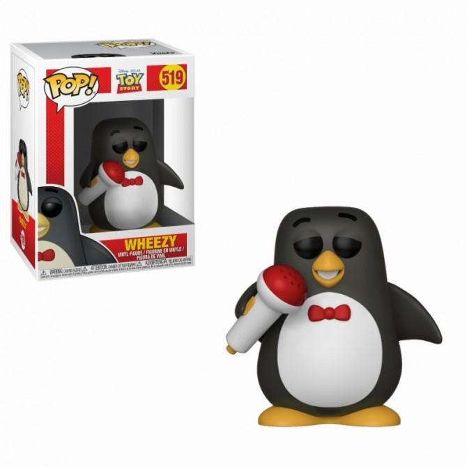 Funko Pop! Disney: Toy Story - Wheezy