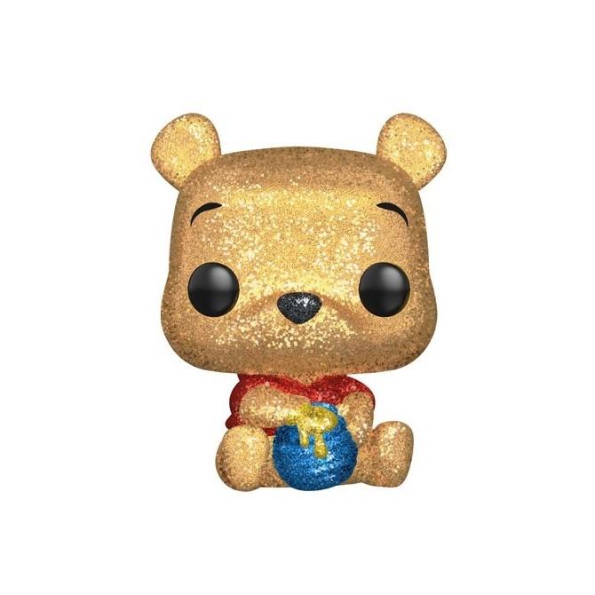 Winnie the Pooh Seated Glitter Limited Edition - Funko Pop! - Winnie the Pooh