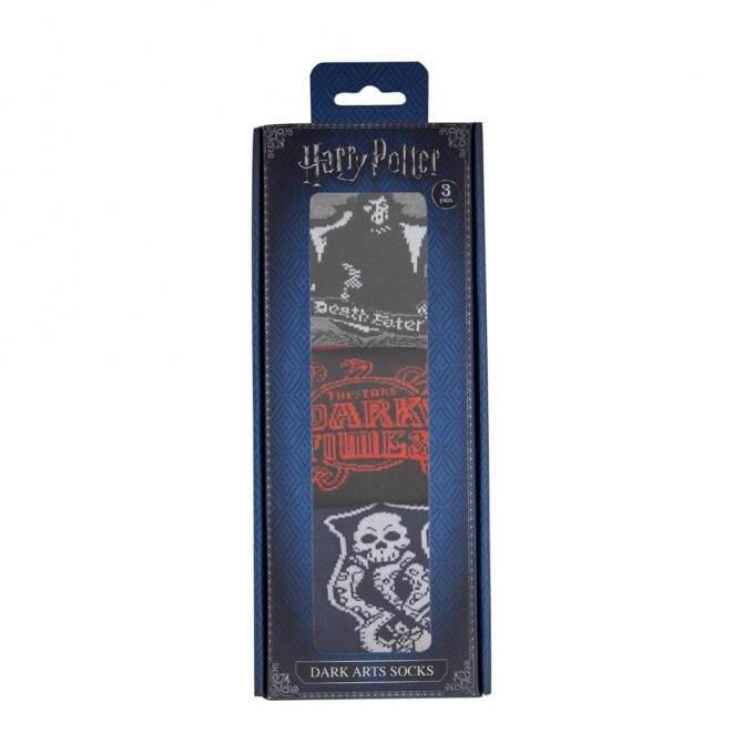 Harry Potter - Dark Arts Sokken Set