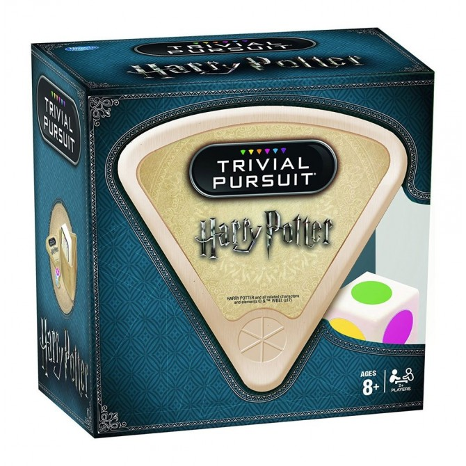 Trivial Pursuit: Harry Potter (English)
