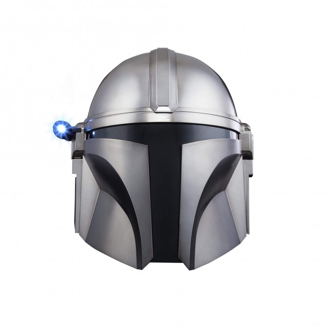 The Mandalorian: The Mandalorian Helmet Black Series