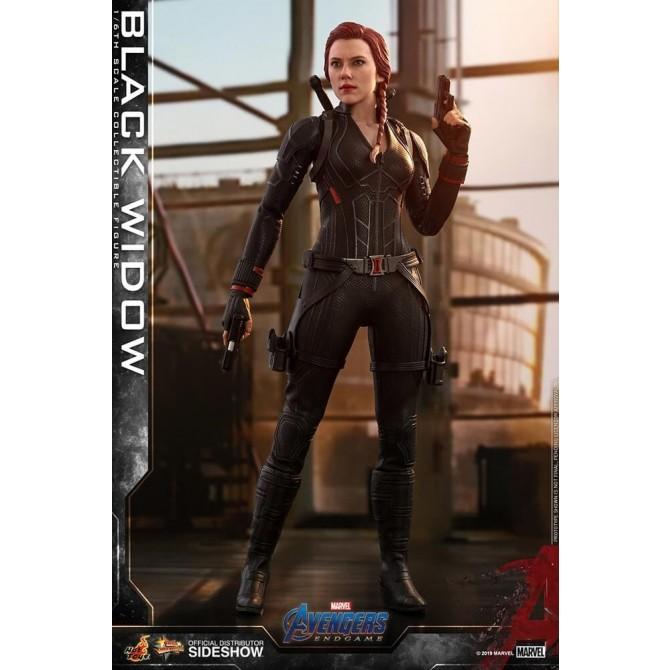 Hot Toys: Avengers Endgame - Black Widow 1:6 scale Figure