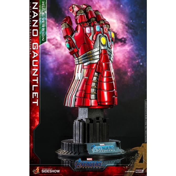 Hot Toys: Avengers Endgame - Hulk Version Nano Gauntlet 1:4 scale Figure