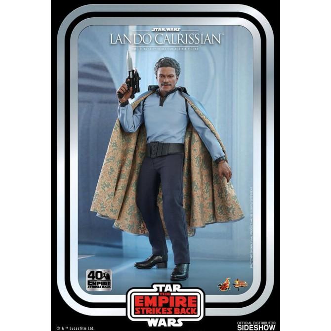 Lando Calrissian 1:6 scale Figure - Star Wars: The Empire Strikes Back - Hot Toys