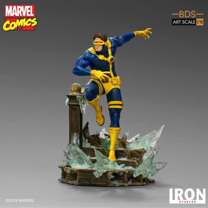 Marvel - X-Men - Cyclops 1/10 scale statue
