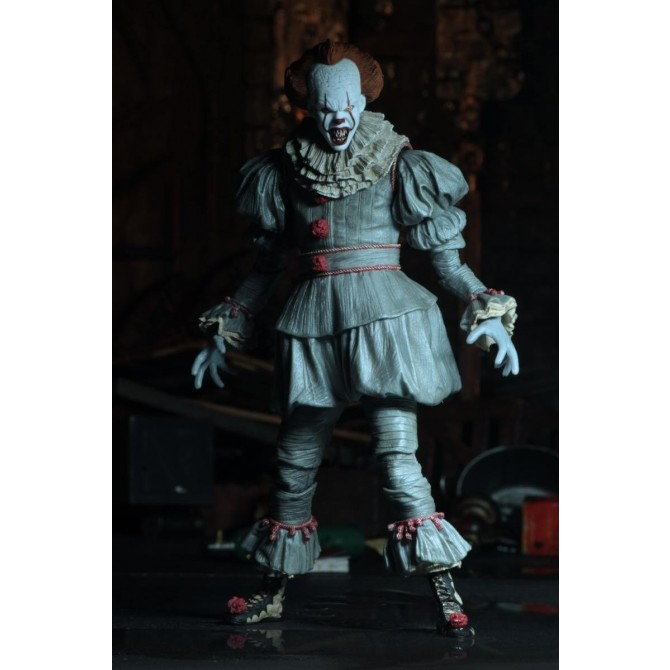 Stephen King's: It Chapter 2 - Ultimate Dancing Clown Pennywise Action Figure