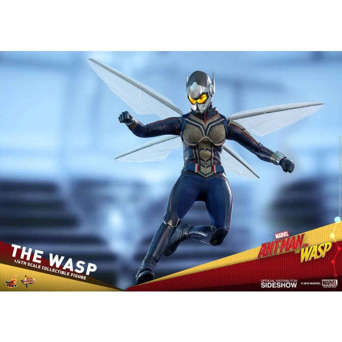 Hot Toys: Ant-Man and The Wasp - The Wasp 1:6 scale Figure
