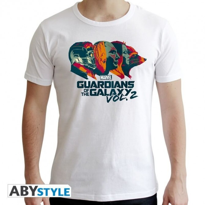 Marvel: Guardians of the Galaxy Vol. 2 - Profiles T-Shirt