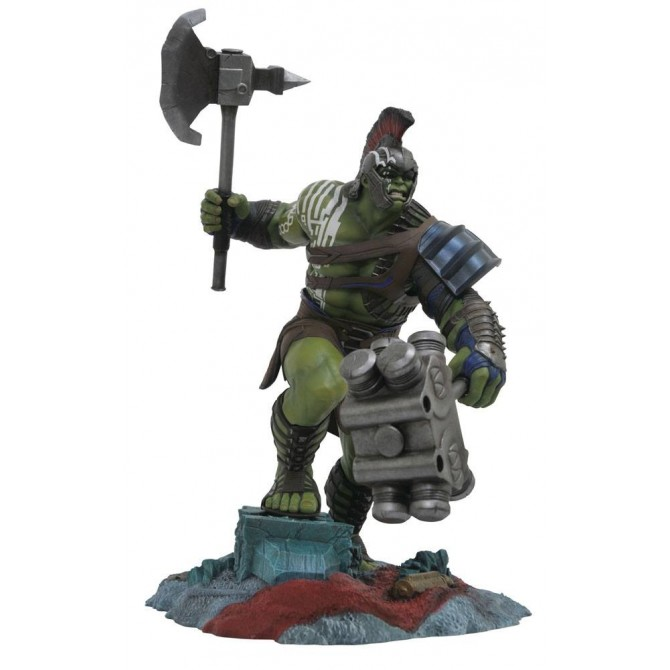 Marvel Thor Ragnarok - Gladiator Hulk Statue