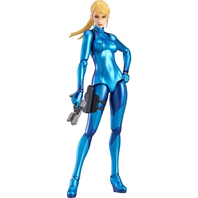 Metroid: Other M - Samus Aran Zero Suit Version Figma Action Figure