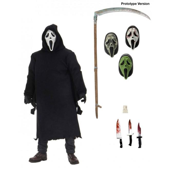Ghostface - Ultimate Action Figure - Scream