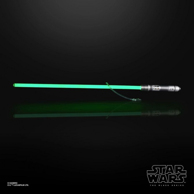 Star Wars: Attack of the Clones - Kit Fisto Lightsaber