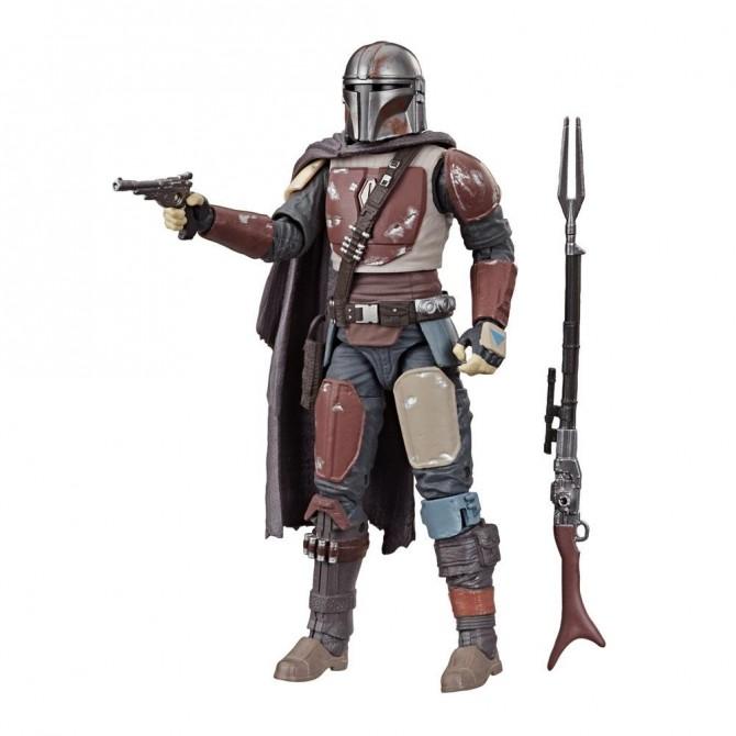 Star Wars: The Mandalorian - The Mandalorian Action Figure 15 cm