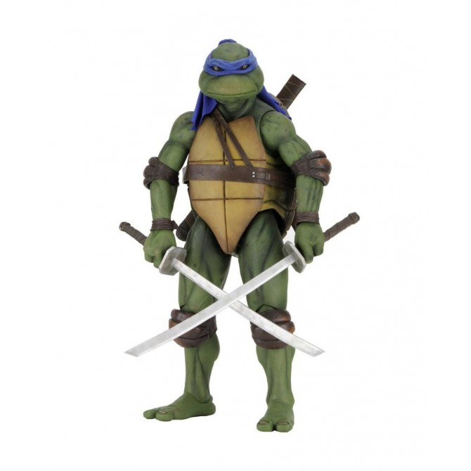 Teenage Mutant Ninja Turtles - Leonardo Action Figure 1/4 Scale