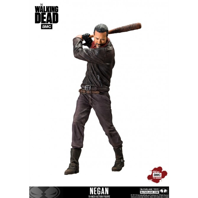The Walking Dead: Negan Deluxe McFarlane Action Figure