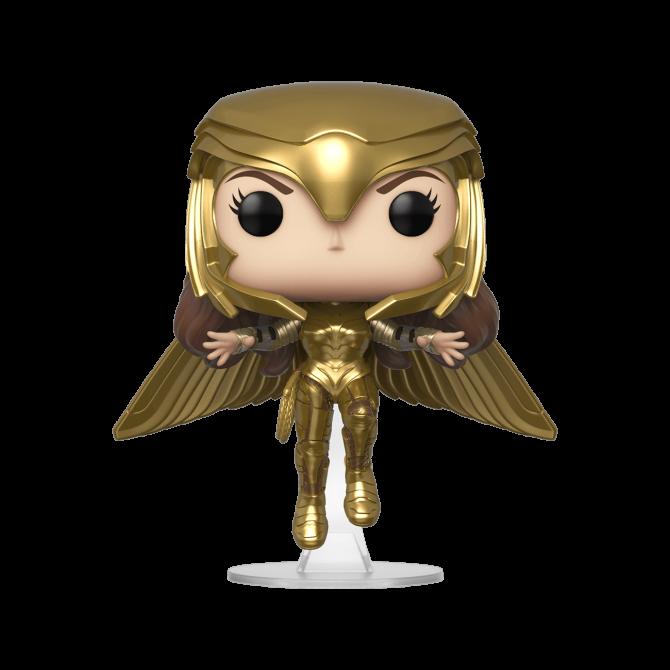Wonder Woman (Gold Flying Pose) - Funko Pop! - Wonder Woman 1984