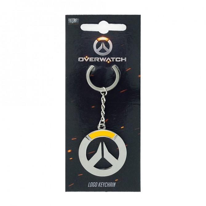 Overwatch logo sleutelhanger