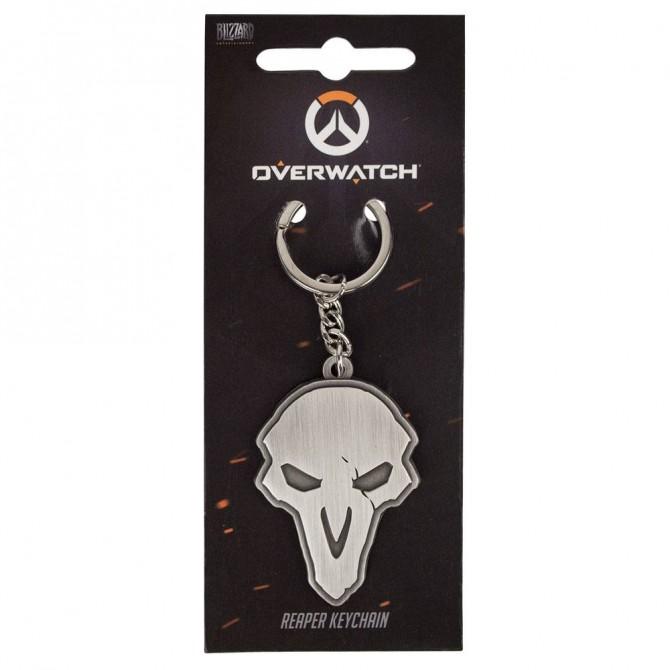 Overwatch: Reaper Metal Keychain