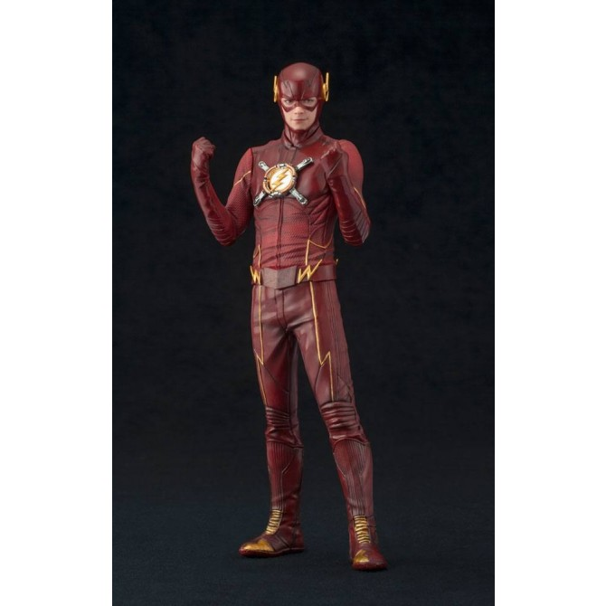 DC Comics: The Flash TV Series - The Flash ARTFX+ Statue EU Exclusive