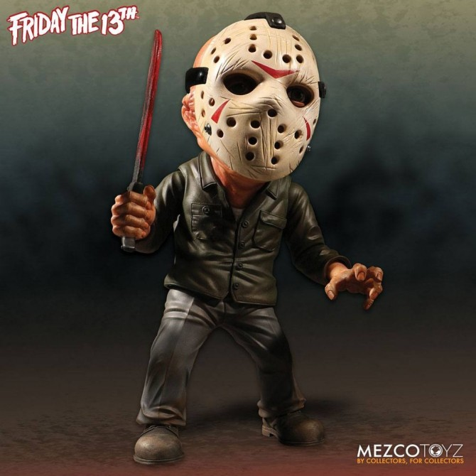 Friday the 13th: Jason Deluxe Stylized Roto Figure