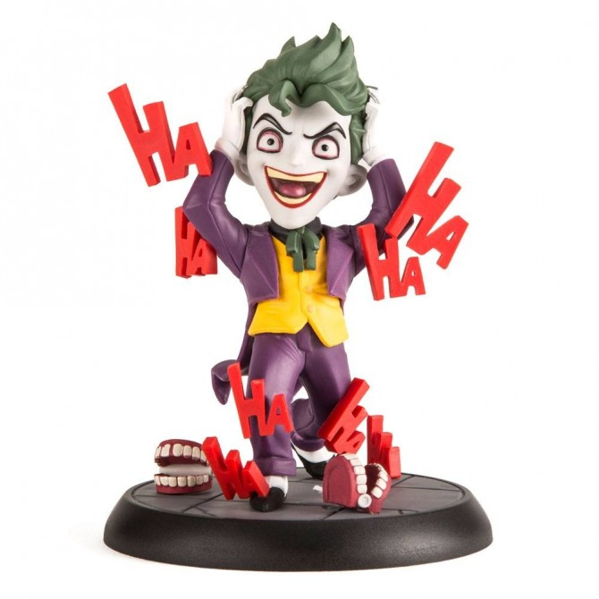 DC Comics: Batman The Killing Joke - Joker Q-Figure